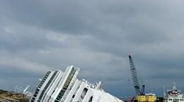 Mất 2 tháng để giám định xương cốt nạn nhân chìm tàu Concordia