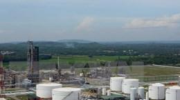 Ký hợp đồng tư vấn mở rộng Nhà máy Lọc dầu Dung Quất