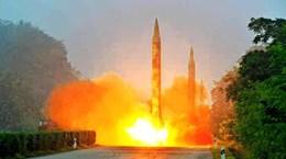 Triều Tiên đạt bước tiến lớn trong công nghệ tên lửa đạn đạo
