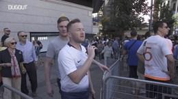 CĐV Tottenham khuấy động Madrid trước thềm trận chung kết