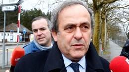 Cựu Chủ tịch UEFA Michel Platini đã được phóng thích