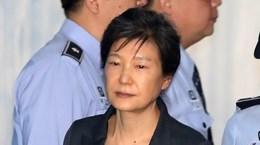 Phiên tòa xét xử lại bà Park Geun-hye kết thúc chỉ sau 5 phút