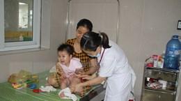 Số ca mắc tay chân miệng tại tỉnh Ninh Bình tăng đột biến