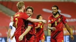 Nations League: Bỉ và Pháp thắng đậm, Ronaldo lập cú đúp