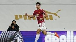Man City đánh bại Arsenal, M.U giành chiến thắng tưng bừng