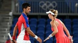 Novak Djokovic lỡ hai trận chung kết chỉ trong ít giờ đồng hồ