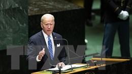 Tổng thống Mỹ kêu gọi hợp tác nhằm giải quyết các mối đe dọa toàn cầu
