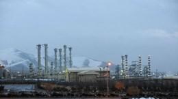 Iran thông báo khởi động trở lại lò phản ứng nghiên cứu hạt nhân Arak