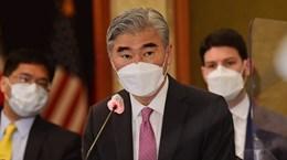 Đặc phái viên Mỹ tiếp tục đề nghị đối thoại với Triều Tiên