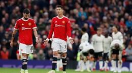 M.U thảm bại 0-5 trước Liverpool tại thánh địa Old Trafford