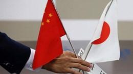 Trung Quốc-Nhật Bản coi trọng cơ chế liên lạc trên biển, trên không