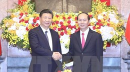 Báo Trung Quốc đánh giá cao chuyến thăm Việt Nam của ông Tập Cận Bình