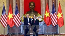 Nhà Trắng hoan nghênh kết quả chuyến thăm Việt Nam của ông Trump