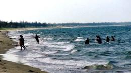 Yêu cầu quan trắc giám sát môi trường biển 4 tỉnh ven biển miền Trung
