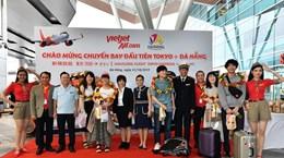 Vietjet mở thêm đường bay quốc tế thứ 5 từ Việt Nam đến Nhật Bản