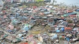29 người Việt bị ảnh hưởng bão Haiyan ở Philippines về nước