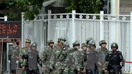 Trung Quốc bắt hơn 400 nghi can khủng bố tại Tân Cương
