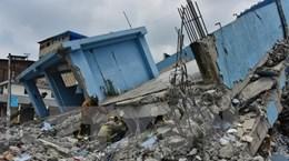 [Video] 120.000 trẻ em Ecuador không được tới trường vì động đất