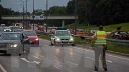 Cảnh sát Đức bắt nghi can bán súng cho kẻ cuồng sát ở Munich