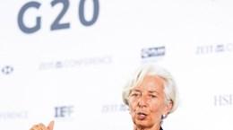 IMF dự báo kinh tế toàn cầu phục hồi chắc chắn trong năm 2017