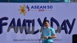 Ngày hội gia đình ASEAN tại Campuchia thắt chặt tình hữu nghị