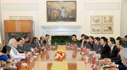 Ấn Độ và Bangladesh cùng nhất trí cao với Việt Nam về nhiều vấn đề