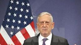 Bộ trưởng Quốc phòng Mỹ bác bỏ tin liên quan đến vụ không kích Syria