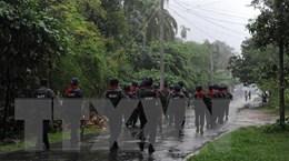 Myanmar sẽ triển khai chiến dịch trấn áp phiến quân ở bang Rakhine