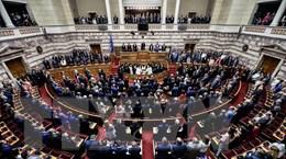 Quốc hội Hy Lạp thông qua dự luật của chính phủ mới về cải cách thuế