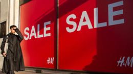 Doanh số bán lẻ tại Anh sụt giảm chưa từng thấy trong 10 năm