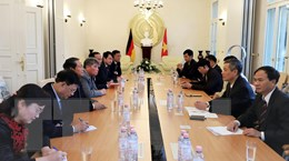 Đức sẵn sàng hợp tác đào tạo nghề, sử dụng điều dưỡng viên Việt Nam