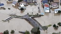 Một công dân Việt Nam mất tích khi siêu bão Hagibis đổ bộ vào Nhật Bản