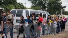 Chính phủ Mỹ tiếp tục ''đẩy'' người di cư Trung Mỹ về Mexico