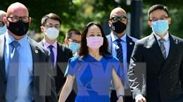 Kết thúc phiên tranh tụng vụ kiện dẫn độ CFO Huawei Mạnh Vãn Châu