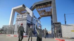 Ai Cập quyết định sẽ đóng cửa khẩu Rafah với Dải Gaza