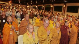 Đại lễ Vesak: Lễ thắp nến cầu nguyện hòa bình thế giới