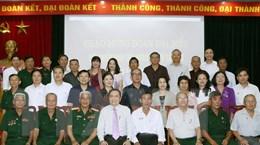 Chủ tịch MTTQ tiếp Đoàn Cựu chiến binh Tiểu đoàn Tây Đô Cần Thơ