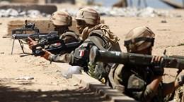 Tổng thống Pháp cam kết rút quân khỏi Syria sau khi đánh bại IS