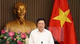 Đẩy mạnh thu hút vốn FDI và dự án có chất lượng vào Việt Nam