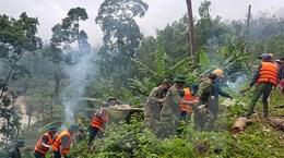 Sạt lở ở Trà Leng: Phát hiện thêm 1 thi thể nạn nhân bên bờ sông Leng