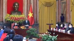 Chủ tịch nước: Người cao tuổi là trụ cột của gia đình và xã hội