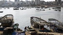 Israel phủ nhận sắp đạt thỏa thuận về xây cảng biển ở Gaza