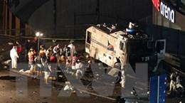 Số nạn nhân trong 2 vụ đánh bom ở Istanbul chủ yếu là cảnh sát