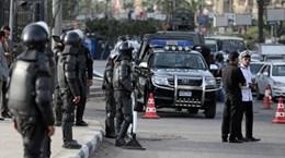 Ai Cập tiêu diệt hai phần tử trung thành với Anh em Hồi giáo