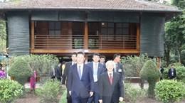 Tổng Bí thư Trung Quốc kết thúc tốt đẹp chuyến thăm Việt Nam