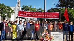 Cộng đồng người Việt tại Mozambique nhớ ơn công lao Bác Hồ