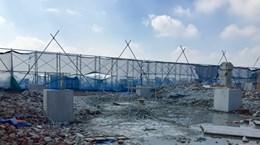 Vụ 8B Lê Trực: Muốn phá dỡ giai đoạn 2 phải phá bỏ cả tòa nhà?