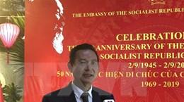 Cộng đồng người Việt Nam tại Ai Cập một lòng hướng về Tổ quốc
