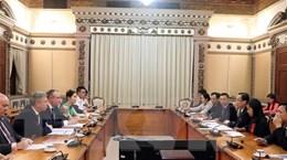 TP.HCM tăng cường hợp tác kinh tế, thương mại với Vương quốc Anh