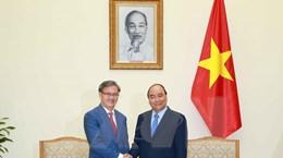 Thủ tướng Nguyễn Xuân Phúc tiếp Đại sứ Lào chào từ biệt